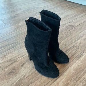 Forever21 booties size 6.5 used